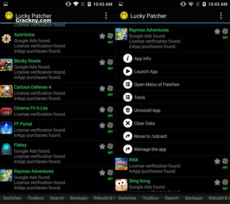 Lucky Patcher Crack 9.6.4 + APK 2021 Full Version Download
