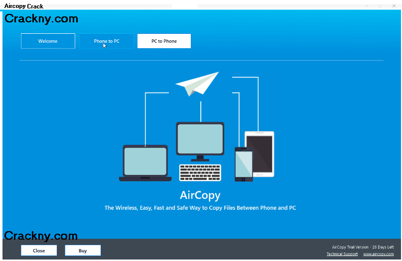 Aircopy Crack 4.10 With Registration Key Free Download [2021]