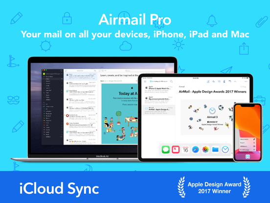 Airmail Crack 5.0.7 With License Key 2021 [Latest] Download
