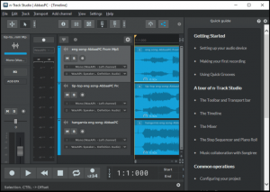n-Track Studio Crack 9.1.5 Build 4433 With Activation Key Free Latest Verion [2021]