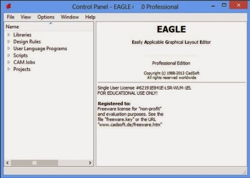 CadSoft Eagle Pro Crack 9.7.1 With Full Key Download 2022